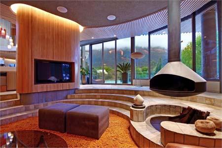 Deep Appreciation For Sunken Living Spaces LuxuryPortfolio Blog Luxury Portfolio