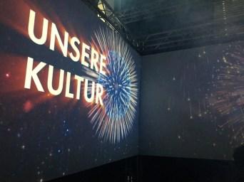 Kulturvorstellung beim TastEmotion 2018 in München