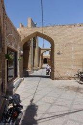 Die Altstadt von Yazd wurde 2017 UNESCO-Weltkulturerbe erklärt