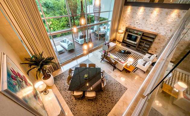 Vidanta-riviera-maya-grand-luxxe-accommodations-two-bedroom-loft-3
