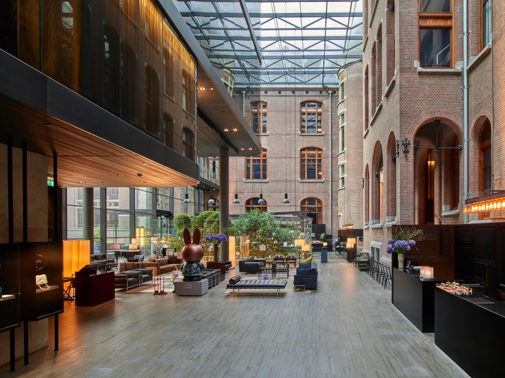 The Conservatorium Hotel, Amsterdam