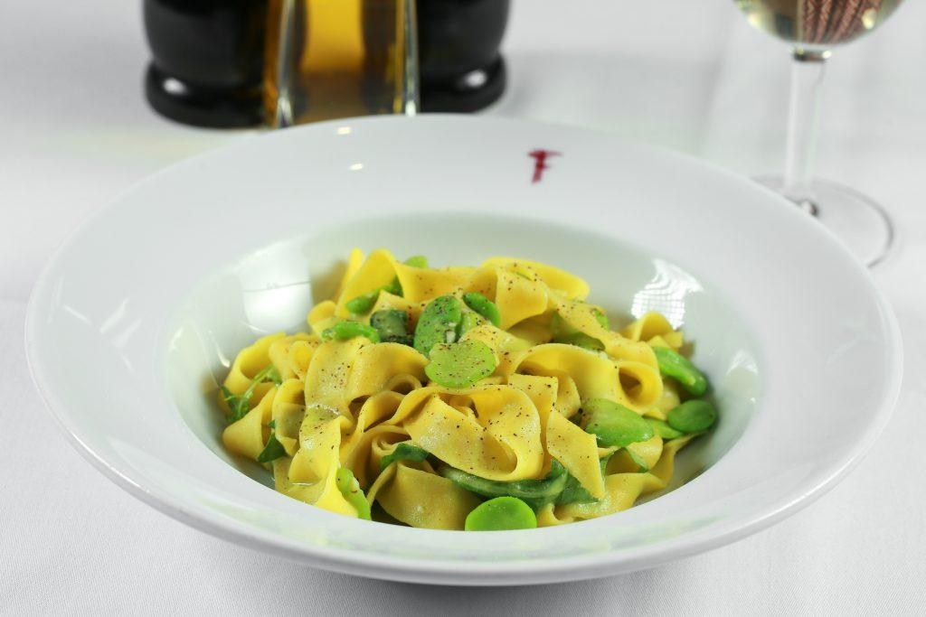Sampling the Vegetarian Menu at Franco's Mayfai