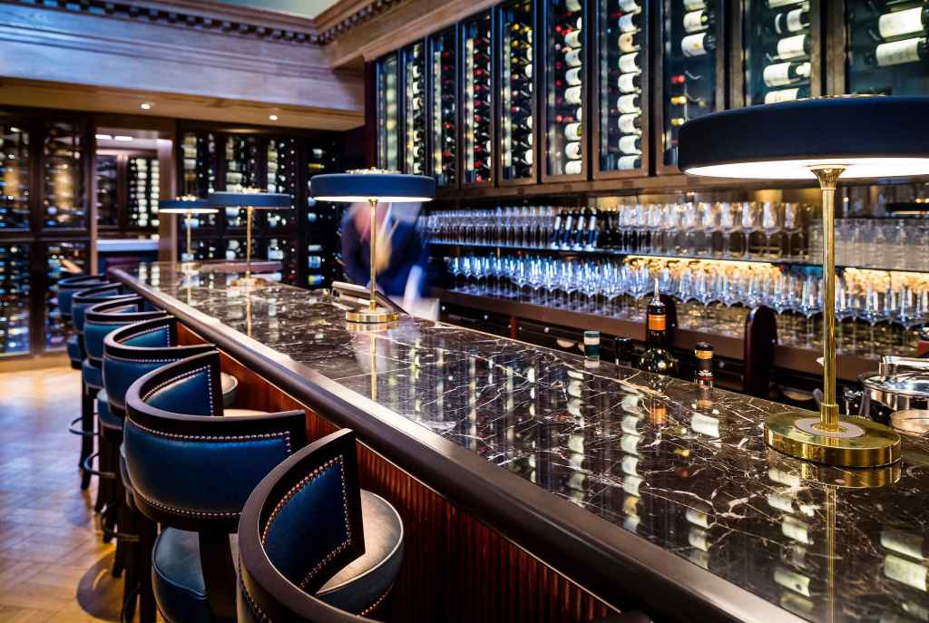 67 Pall Mall wine series events