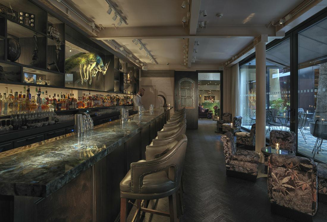 Waeska Bar Mandrake Hotel