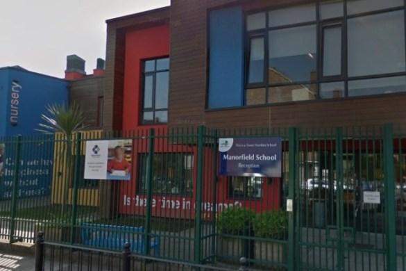 dorchester Manorfield Primary School