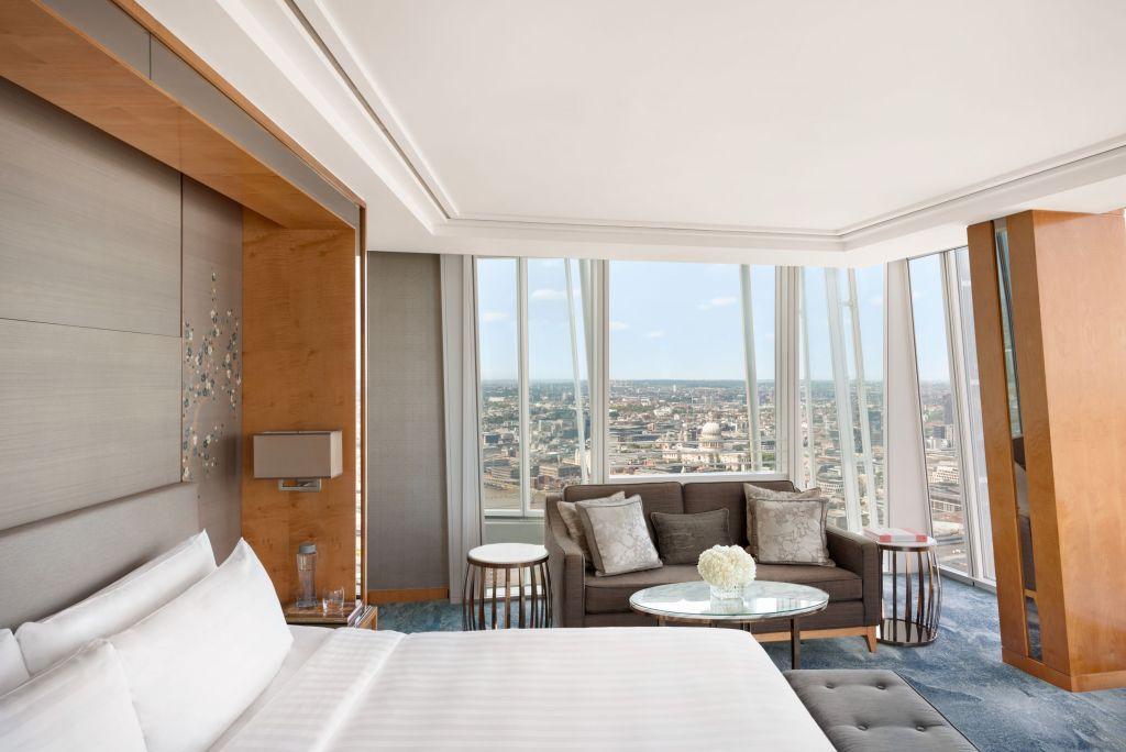 Shangri La Hotel, At The Shard