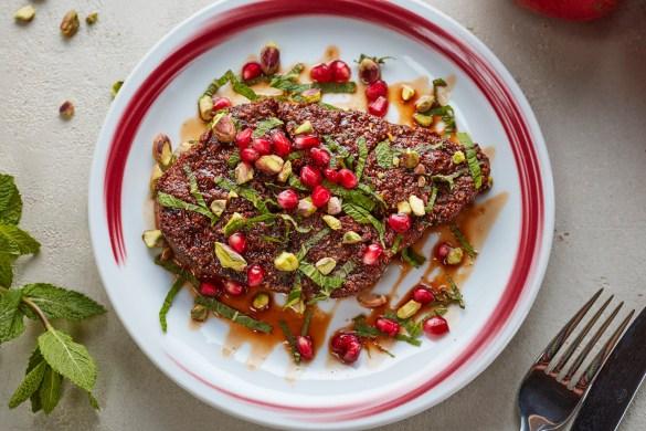 Jodi Hinds Food Photography London - Luxuriate Life Mark Captain