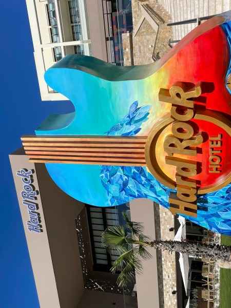 Los Cabos hard rock