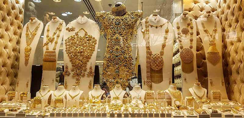 Dubai Gold Souq - Luxuria Tours & Events