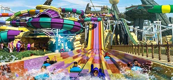 Yas Water World AD Games - Luxuria Tours & Events
