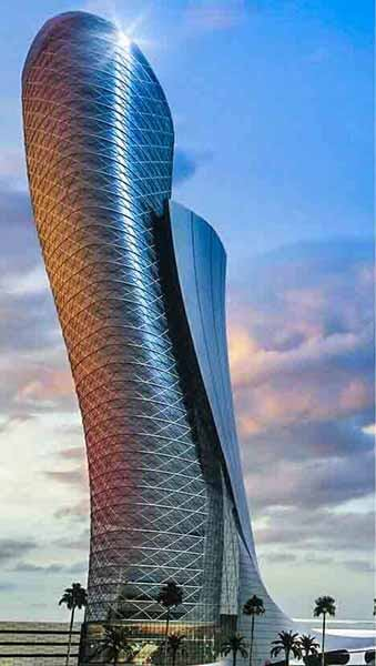 Capital Gate - Luxuria Tours & Events