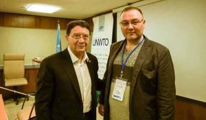Dr. Taleb Rifai UNWTO Secretary General- Luxuria Tours & Events