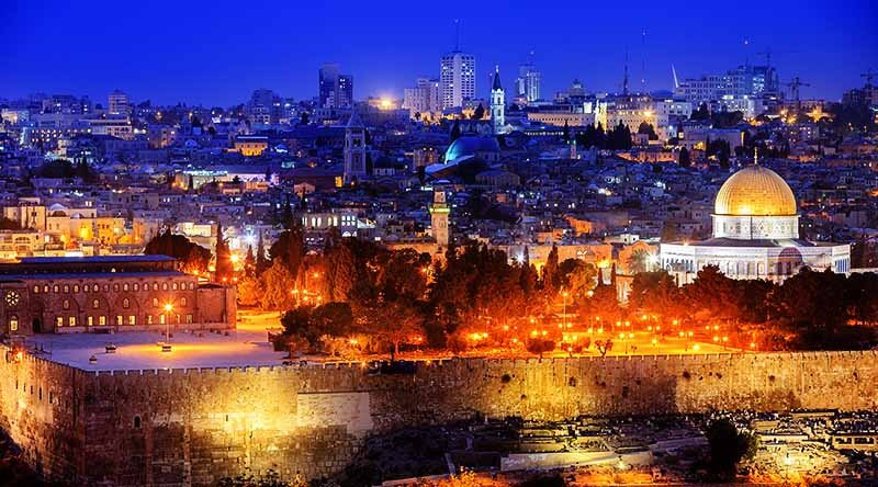 Jerusalem Holy Land - Luxuria Tours & Events