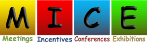 MICE Logo - Luxuria Tours & Events