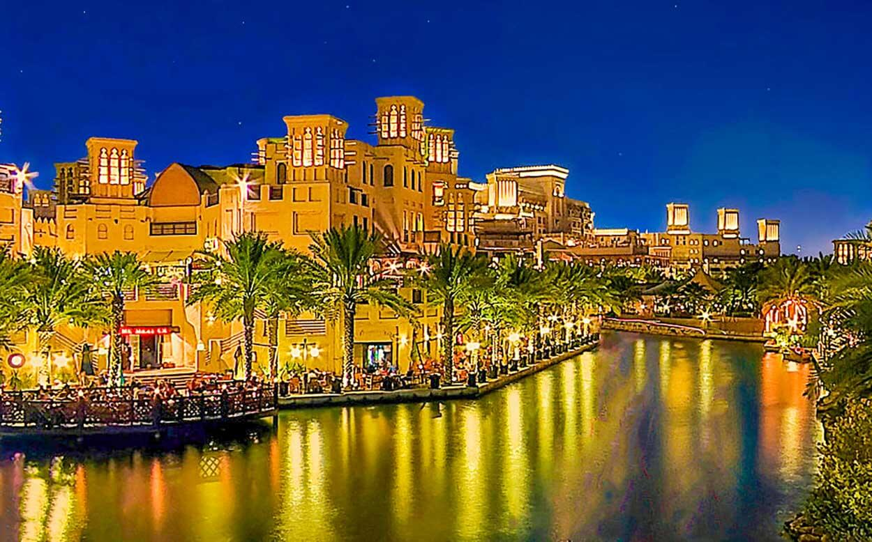 Souk Madinat Jumeirah - Luxuria Tours & Events