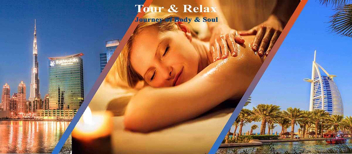 Tour & Relax - Luxuria Tours & Events