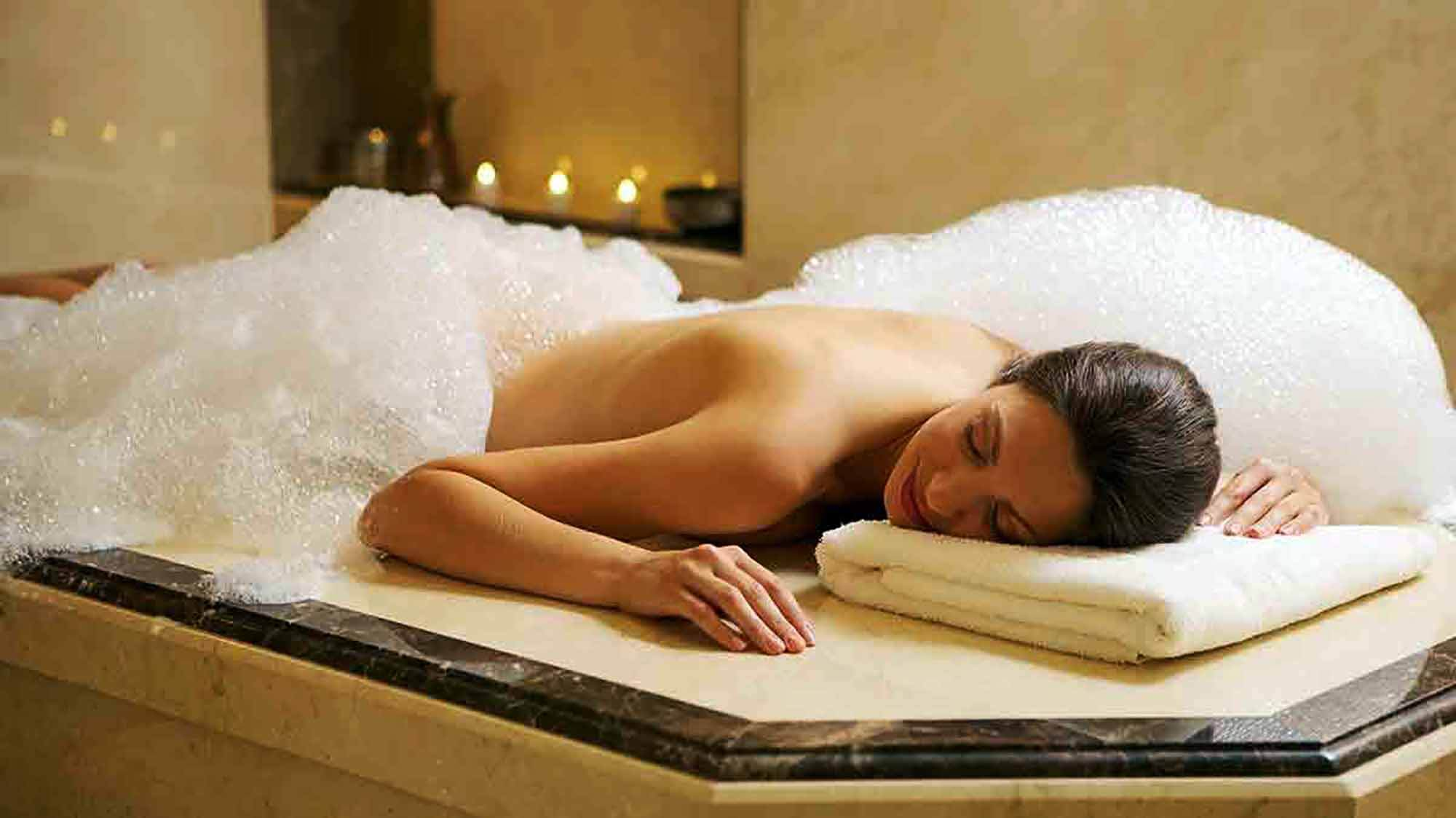 Moroccan Bath Tour & Relax - Luxuria Tours & Events