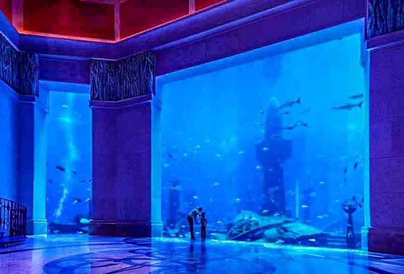 Atlantis The Palm Hotel - Luxuria Tours