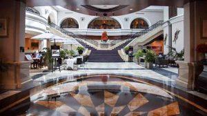 Movenpick Hotel & Apartments - Lobby - Luxuria Tours & Events