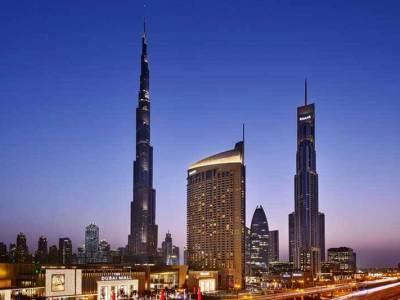 The Address Dubai Mall - Luxuria Tours & Events