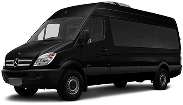Mercedes 14 Seat - Luxuria Tours & Events