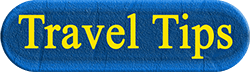 Travel Tips - Luxuria Tours & Events