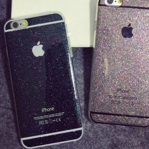 glitter iPhone 6 case