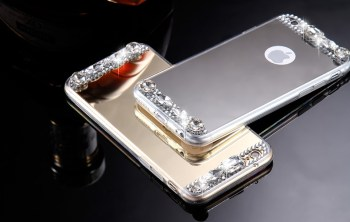 mirror-iphone-6-crystal-case-gold-and-silver
