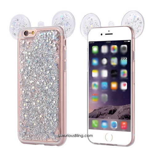 silver-glitter-mouse-ears-iphone-6-case-luxurious-bling