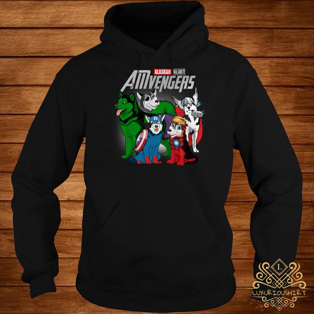 Marvel Alaskan AMvengers hoodie