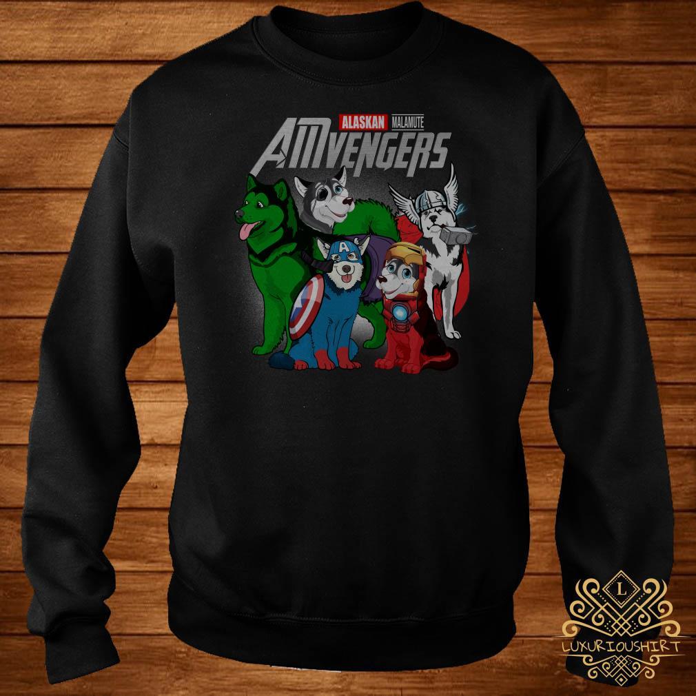 Marvel Alaskan AMvengers sweater