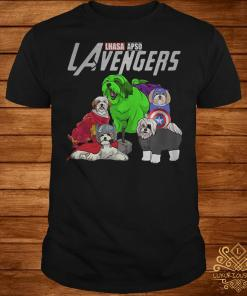 Marvel Avengers Lhasa Apso LAvengers shirt