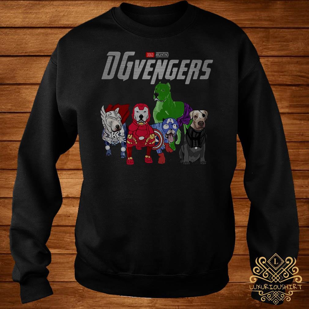 Marvel Dogo Argentino DGvengers sweater