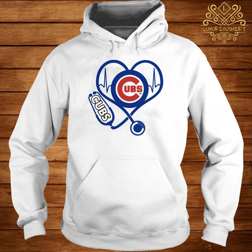 the latest c015f 8a5b2 Nurse Love Chicago Cubs Shirt