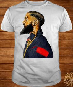 Rapper Nipsey Hussle rest in peace shirt