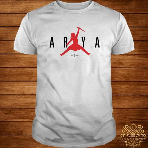 Game Of Thrones Air Arya shirt