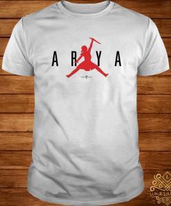 Game Of Thrones Air Arya shirt