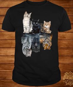 Cats always believe in yourself shirt