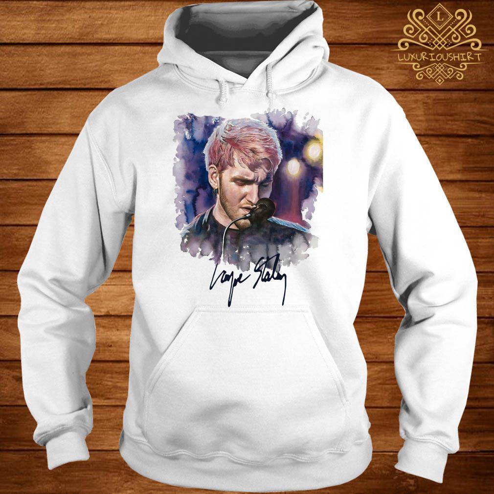Layne Staley signatures hoodie