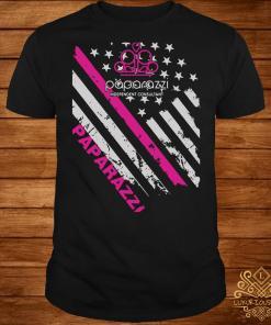Paparazzi independent consultant paparazzi flag shirt
