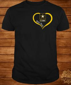 Us Army Army mom shirt