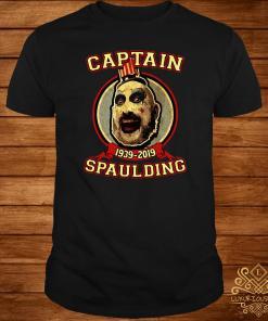 Captain 1939 2019 Spaulding shirt
