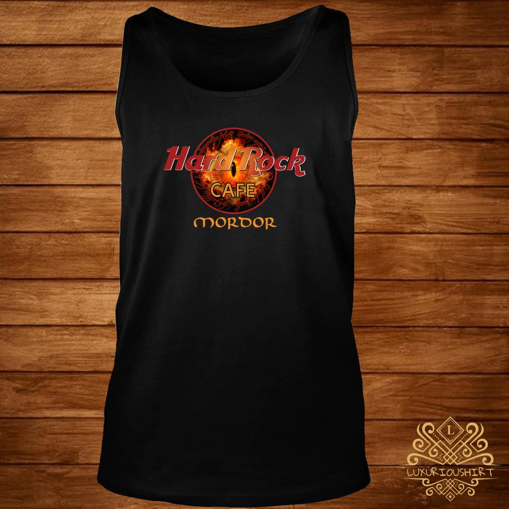 Hard Rock Cafe Mordor tank-top