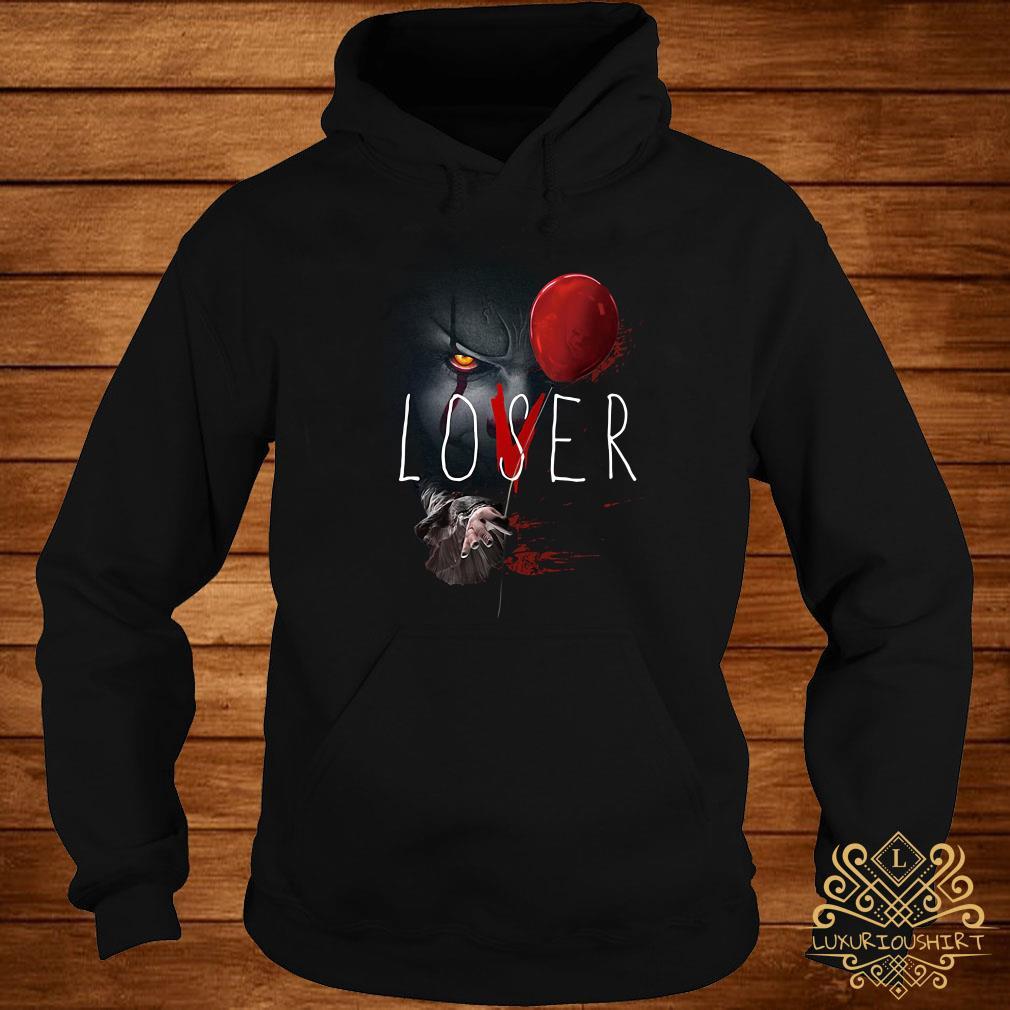 IT Pennywise lover loser hoodie