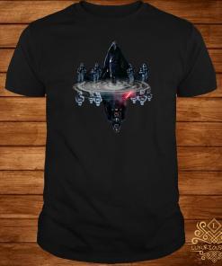 Anakin Skywalker mirror reflection Darth Vader shirt