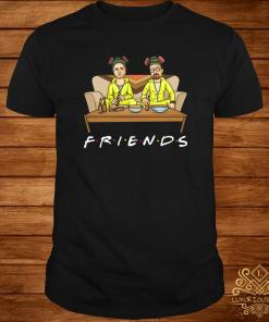 Breaking Bad Walter And Jesse TV Show Friends Shirt