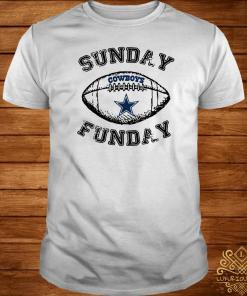 Dallas Cowboy Sunday Funday Shirt