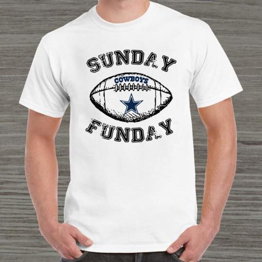 Dallas Cowboy Sunday Funday Unisex