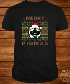 Guinea pig Merry Pigmas ugly Christmas sweater