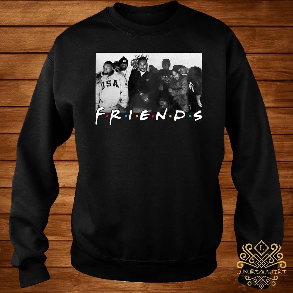 Wu-Tang Clan Friends TV show sweater